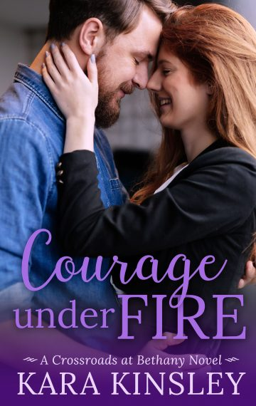 Courage Under Fire – An Inpirational Romance